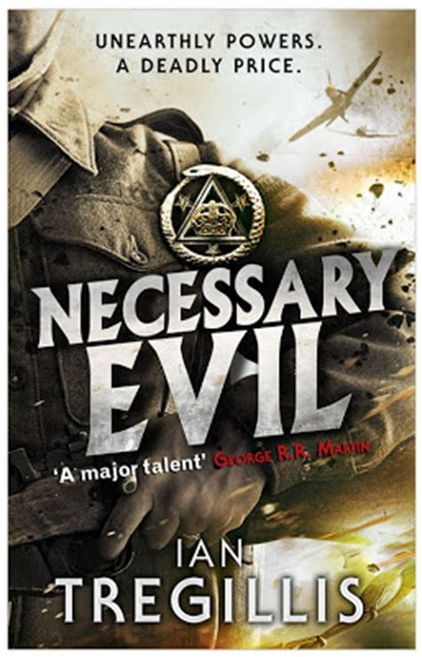 a necessary evil books necessary evil book review the society