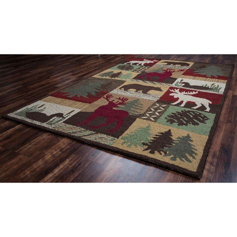 country area rug rizzy home country area rug 8x10 new zealand wool save 36