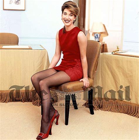 samantha bond legs david cameron s wife samantha s rather risqu 233 fashion