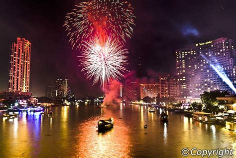 what to do on new year in bangkok bangkok new year s countdown tailor made events