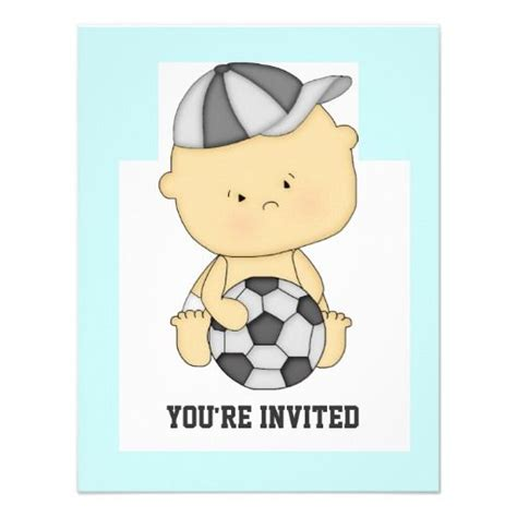 Baby Shower Soccer Theme by 1000 Ideas About Soccer Baby Showers On