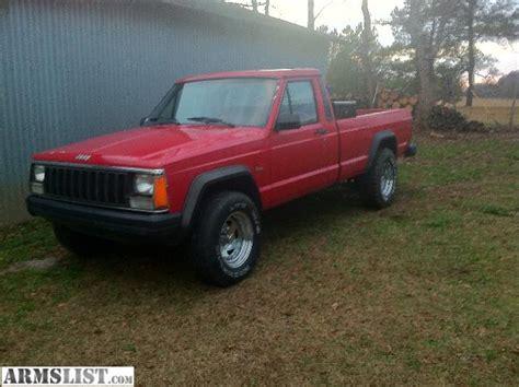 Jeep Commanche For Sale Armslist For Sale Trade 1986 Jeep Comanche 4x4 Trade