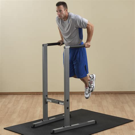 body solid hyperextension bench bodysolid freeweight dip station gdip59 orbit fitness