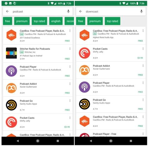 Search Up For Free Free And Premium Search Filters Show Up For Some In Play Store
