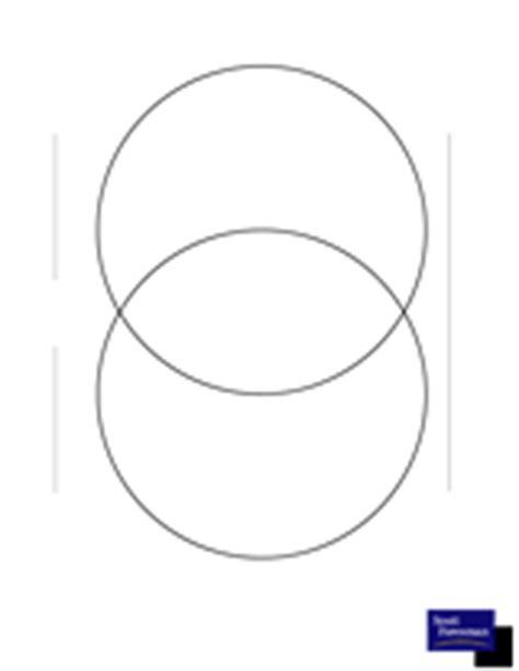 printable double venn diagram double venn diagram version 2 graphic organizer pre k