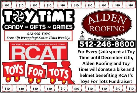 Shop For A Cause Toys For Tots At Overstockcom by Shop Local For And Benefit Toys For Tots