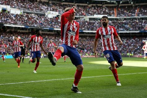 hijacking laliga how atletico transfer news rumours live madrid to hijack griezmann move