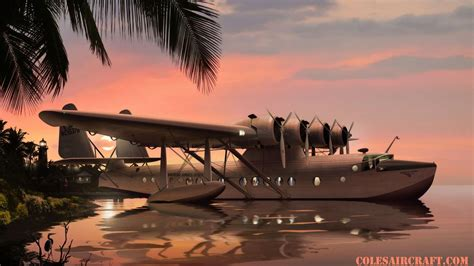 pan am flying boat civair sikorsky s 42 pan am clipper by ron cole air