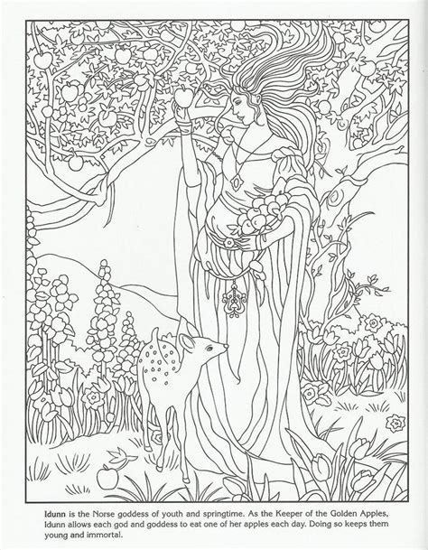 Norse Mythology Coloring Pages mythology coloring yahoo image search results