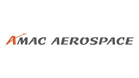 amac logo amac aerospace appointed exclusive distributor of the new