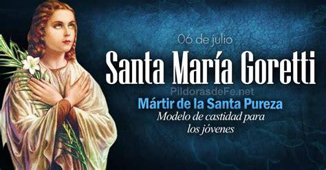 imagenes de la virgen maria goretti santa mara goretti virgen mrtir de la santa pureza