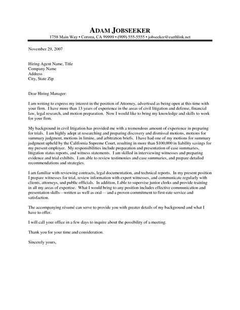 sle cover letter for lawyer how to write a letter state attorney how to