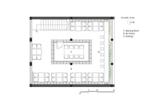 shop layout management book gallery of rong bao zhai coffee bookstore archstudio 17