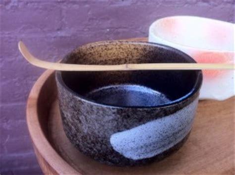 Japan Detox Tea Wabi Sabi by Chawan Matcha Tea Bowl Dobra Tea Vermont