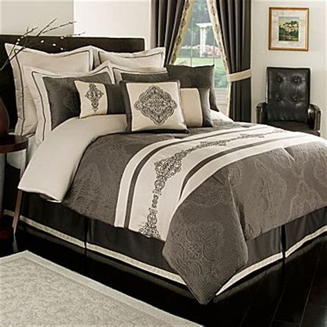 jcpenney comforter milan 10 piece comforter set jcpenney sleepy time
