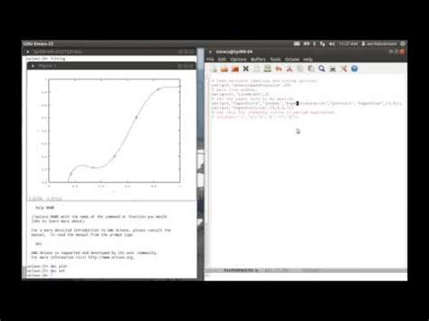 tutorial qtoctave misc 1 octave 3 8 with matlab like gui installatio
