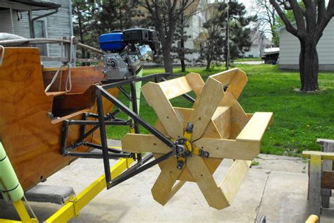 homemade pedal boat plans kyk image gallery homemade paddle boat
