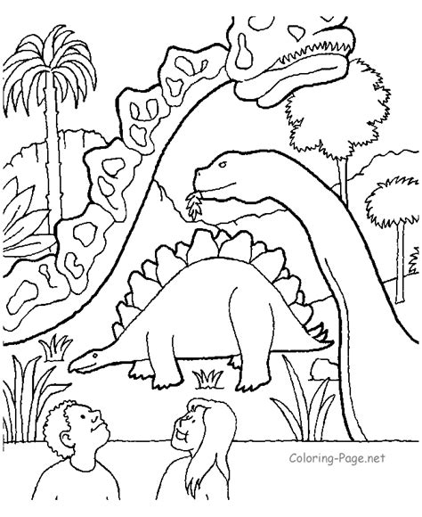 Dinosaur Coloring Pages 02 Free Coloring Pages To Print Free