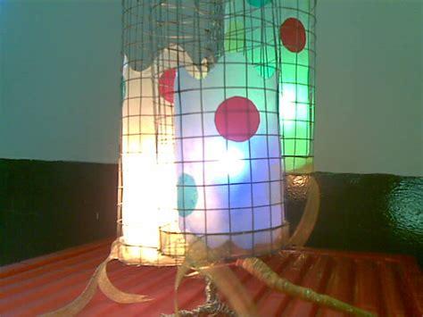 membuat lu tidur menggunakan sendok plastik daur ulang membuat lampu hias dari bahan bekas