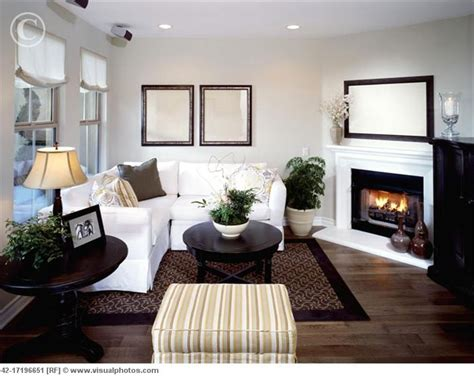 Rooms With Corner Fireplaces by Small Interior Living Room With Corner Fireplace