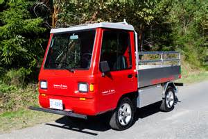 Canadian Electric Vehicles Errington Bc Canadian Electric Vehicles Ltd Might E Truck