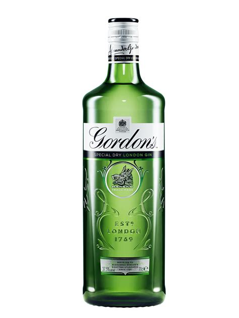 chagne bottle outline gordons gin gift set uk gift ftempo