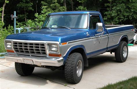 i classic truck photos 1979 ford f150