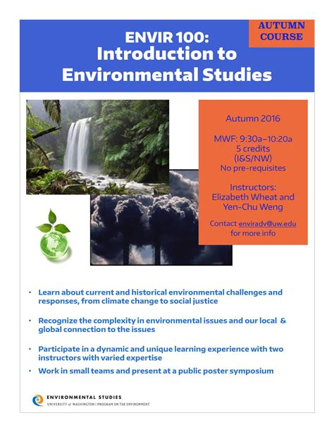 Mba In Environmental Science by Category Archive For Quot Course Announcement Quot Program On