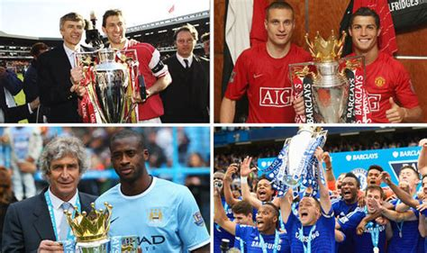 epl end date revealed the all time premier league table since 1992 so