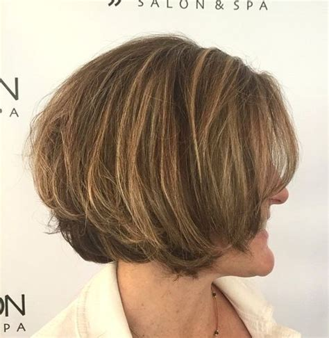 highlighted hair styles chin lenght natural curly hair 50 messy bob hairstyles for your trendy casual looks