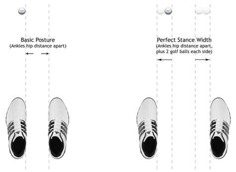 golf swing width golf swing 102a setup the perfect stance width golf