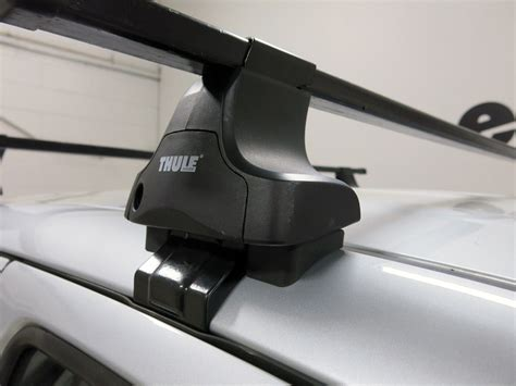 Tacoma Thule Roof Rack thule roof rack for 2013 toyota tacoma etrailer