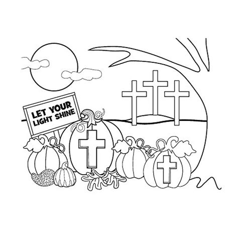 jesus pumpkin coloring page shine the light of jesus pumpkin coloring coloring pages