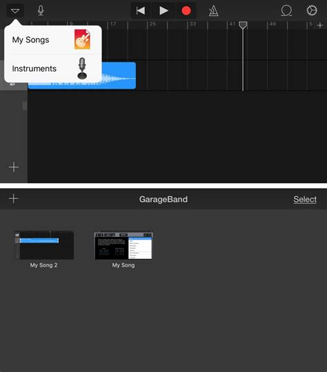Garageband Ringtone Iphone How To Any Song As Your Iphone Ringtone By Using