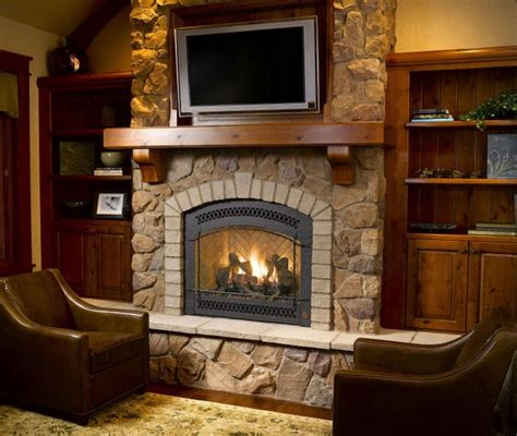 thompsons how to convert a gas fireplace to wood