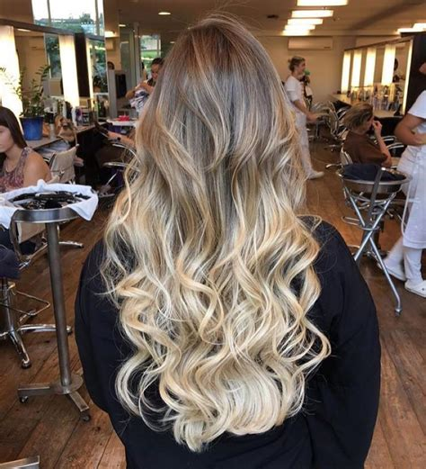 platinum blonde and brown ombre ash brown platinum beach blonde ombre hair extensions