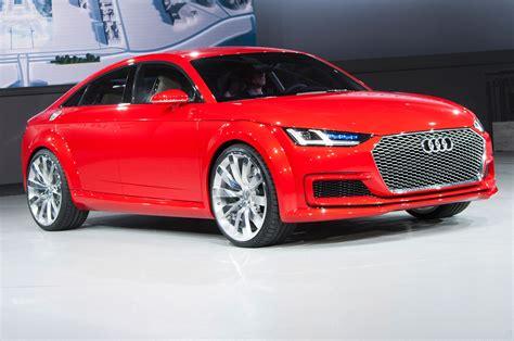 Audi Tt 2020 4 Door by Audi Tt Sportback Concept Look Motortrend