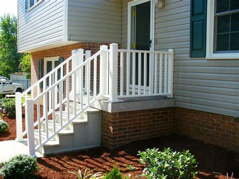 Patio Deck Railing Designs Porch Railing Ideas 12 Photos Gallery Of Best Porch Railing Ideas Vinyl Porch Railings With