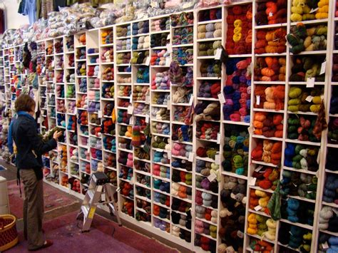 Imagiknit In San Francisco It The Most Amazing Knitting