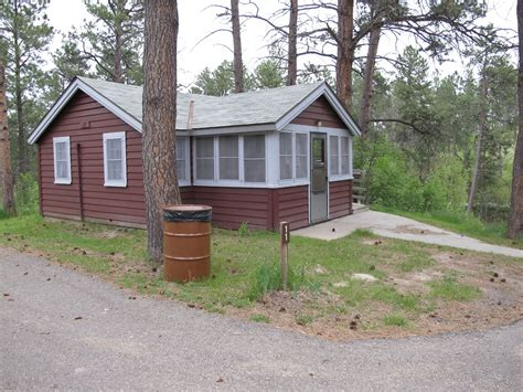 Nebraska State Parks Cabins by A And Farmer Chadron State Park