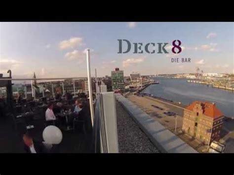 deck 8 kiel bar deck 8 in the atlantic hotel kiel enjoying great