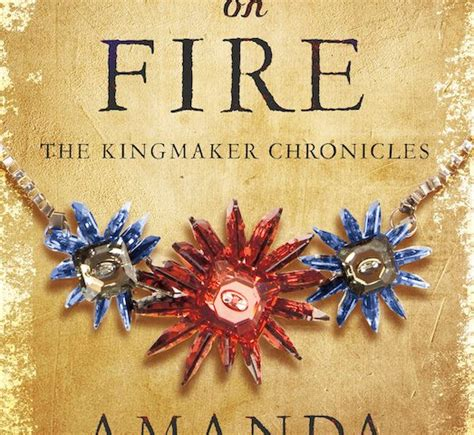 on the kingmaker chronicles books review on by amanda bouchet kingmaker