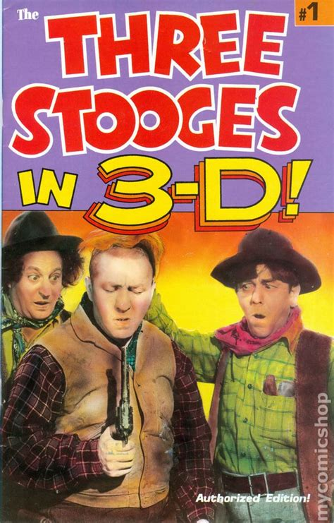 all three stooges books three stooges in 3 d 1991 comic books