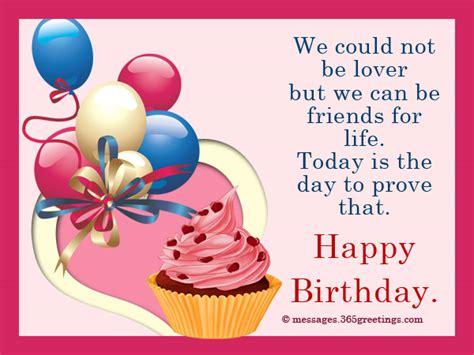 Wish Ex Happy Birthday Birthday Wishes For Ex Boyfriend 365greetings Com