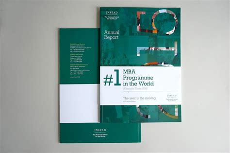 Insead Mba Brochure by Insead Annual Report 2015 Day