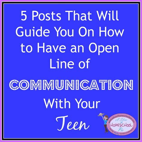 5 Helpful Posts To Blogstalk by Want To An Open Line Of Communication With Your