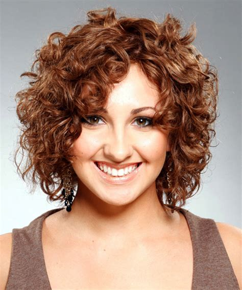 short curly hairstyles for gray hair girls styloss com