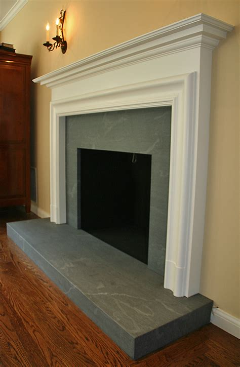 piertrafpzoom limestone slab honed grey italy fireplace
