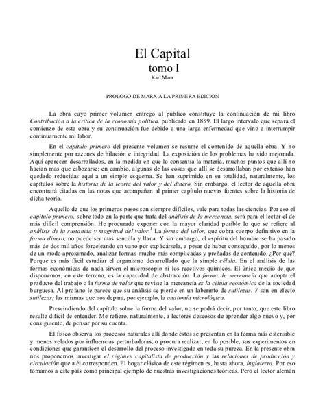 libro marx ontologia del ser el capital karl marx tomo i cap 237 tulo 1