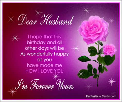 Happy Birthday Quotes Husband Fun Tastic Ecards Free Online Greeting Cards E Birthday